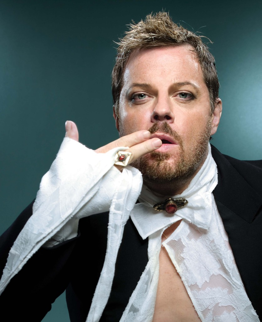 Eddie Izzard Stripped